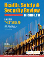 Health, Safety & Security Review Middle East 3 2017