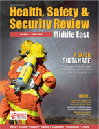 Health, Safety & Security Review Middle East 4 2016