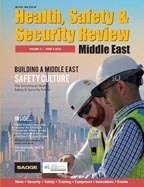 Health, Safety & Security Review Middle East 5 2016