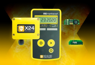 Mantracourt launches wireless telemetry sensor system for hazardous areas