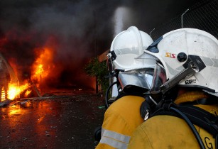 Middle East fire safety system will hit US$3bn by 2024
