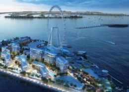 Maxxess eFusion plays central role at Dubai's Bluewaters Island