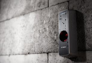 Bosch launches biometric fingerprint reader for buildings