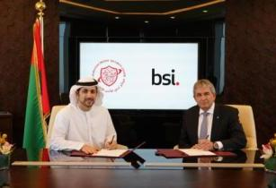 Dubai Electronic Security Centre and the British Standards Institution sign MoU