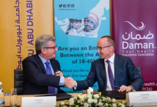 NYU Abu Dhabi partners with Daman for better healthcare access in the UAE
