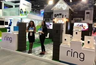 Ring Stand at GITEX 2017