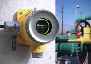 Honeywell launches new connected gas detector