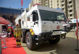 Austrian manufacturer Rosenbauer launched TIGON at Intersec 2019