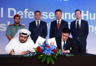 Dubai Civil Defence and Huawei partner on Safer Cities
