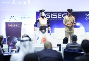 Image 03 Dubai Police launches the Worlds first operational robot policeman